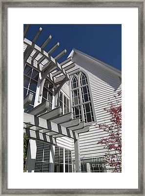 Incarnation 3 Framed Print by Robert M Seel
