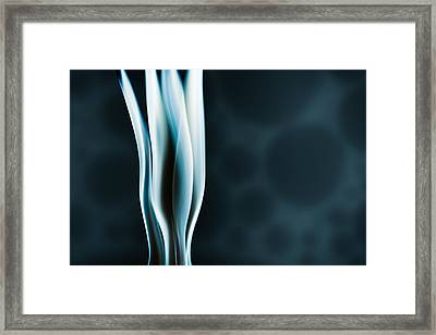 Incense 2 Framed Print by Joao Bizarro