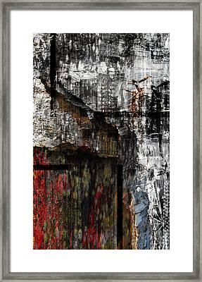 Inception Framed Print by Ken Walker