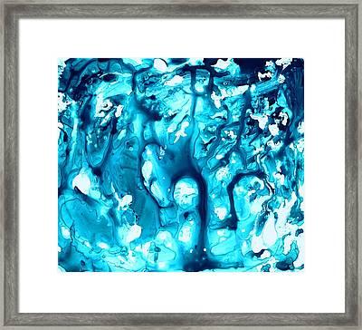 Inclination Framed Print by Anastasiya Malakhova