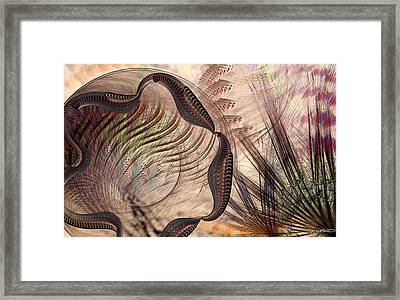 Incomprehension Framed Print by Casey Kotas