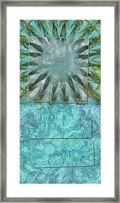 Indefatigably Style Flower  Id 16165-102514-25161 Framed Print