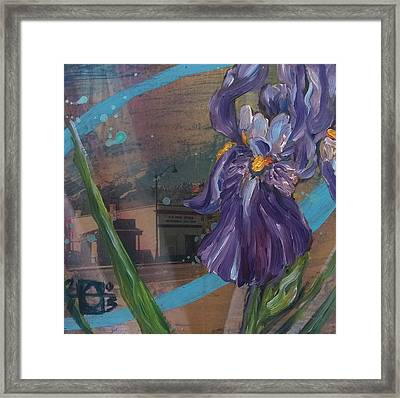 Independance In Spring Framed Print by Andrea LaHue