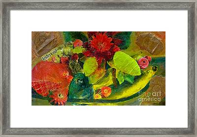 Independance Play Framed Print by Terri Thompson