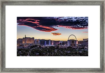 Framed Print featuring the photograph Independence Day by Michael Rogers