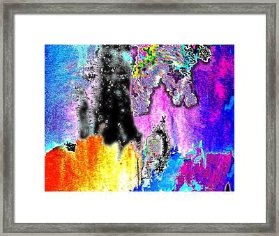 Independence Of Original True Suchness Framed Print