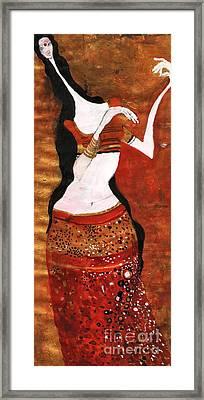 India  Framed Print by Maya Manolova