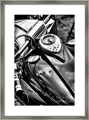 Indian Chief Centennial Framed Print by Tim Gainey