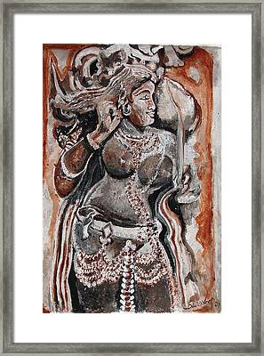 Indian Heratage-2 Framed Print by Anand Swaroop Manchiraju