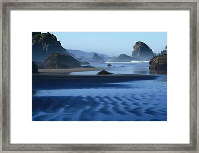 Indian Morning Framed Print