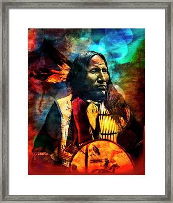 Indian Nation Framed Print