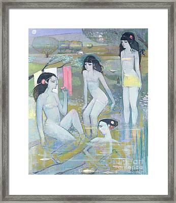 Indian Summer Framed Print by Endre Roder