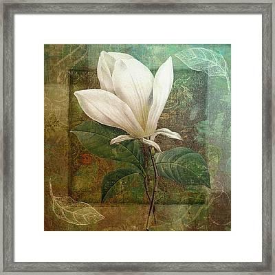 Indian Summer I Framed Print by Mindy Sommers