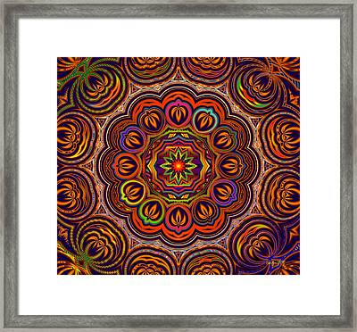Indian Summer Framed Print by Robert Orinski