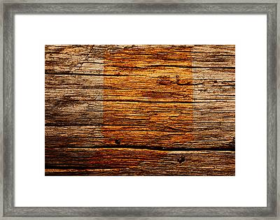 Indiana 1aw Framed Print by Brian Reaves