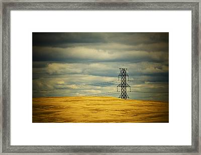 Indiana Dunes National Lakeshore II Framed Print