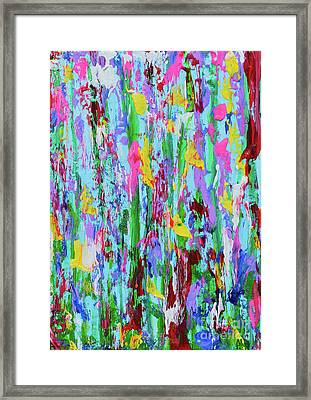 Indiana Spring Framed Print by Alys Caviness-Gober