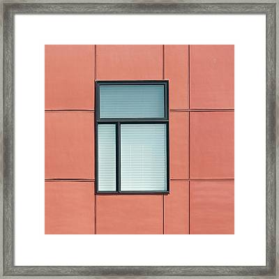 Indiana Windows 5 Framed Print