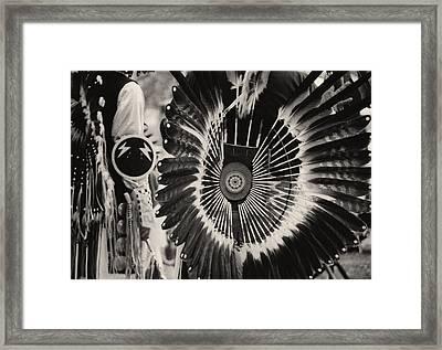 Indigenous 2 Framed Print