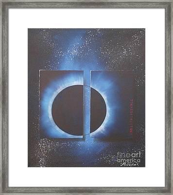 Indistributable Framed Print by Jan Hmiro