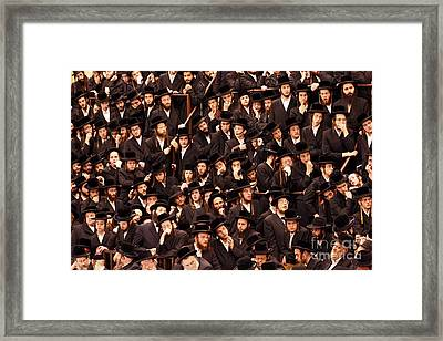 Individuals Framed Print by Harel Stanton