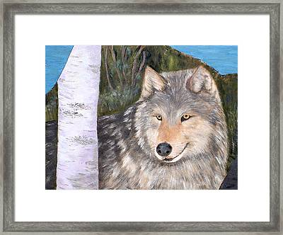 Indomitable Spirit II Framed Print by Merle Blair