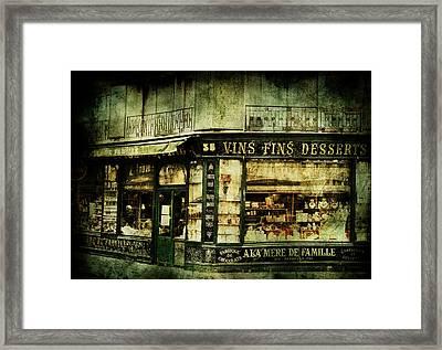 Indulgence Framed Print by Andrew Paranavitana