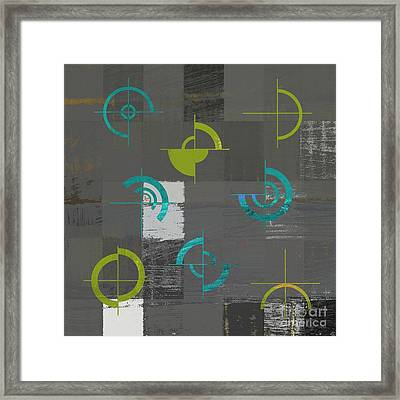 Industrial Design - S02j088129164a Framed Print by Variance Collections