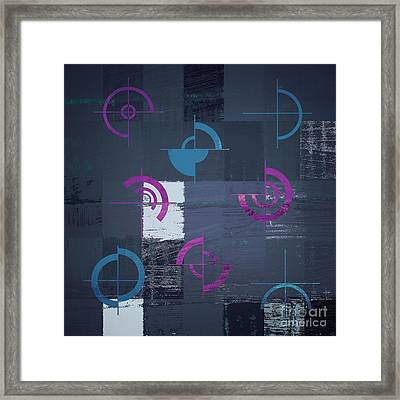 Industrial Design - S02j088129164c3 Framed Print by Variance Collections