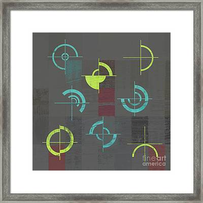 Industrial Design - S04j052088088e Framed Print by Variance Collections