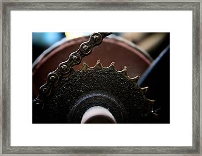 Industrial Revolution Framed Print by Odd Jeppesen