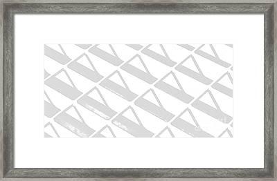 Industrial Sunlight Framed Print