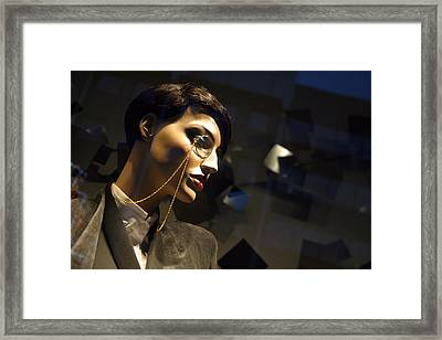 Ine Framed Print by Jez C Self