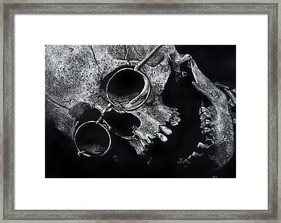 Inevitable Conclusion Framed Print