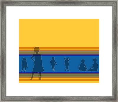 Infancy Framed Print by Jack Norton