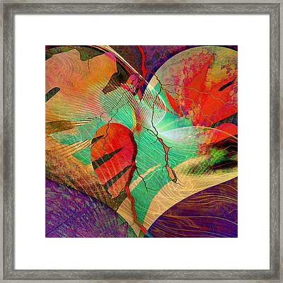 Infatuation Framed Print