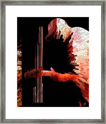 Inferno Framed Print by Ken Walker