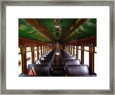 Infinate Choices Framed Print by Scott Hovind