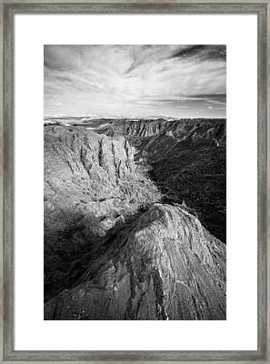 Infinite Framed Print by Alexander Kunz