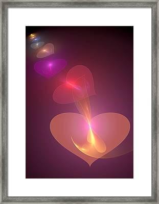 Infinite Love Framed Print