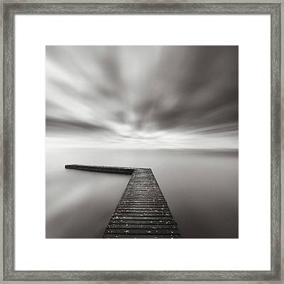 Infinite Vision Framed Print by Doug Chinnery