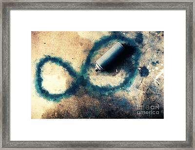 Infinity And Forever  Framed Print by Jorgo Photography - Wall Art Gallery