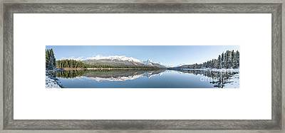 Infinity Dream Framed Print by Evelina Kremsdorf