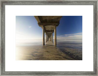 Infinity Framed Print by Peter Irwindale