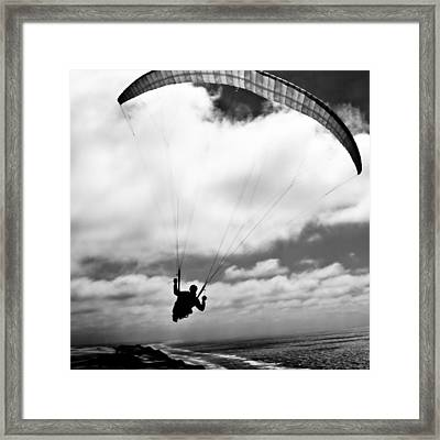 Infinity Framed Print by Thomas Splietker
