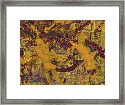 Ingenue - Outside Myself Framed Print