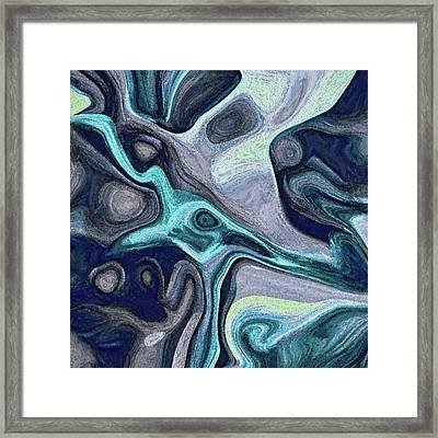 Inhabited Space #5 Framed Print