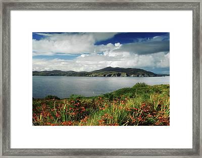 Inishowen Peninsula, Co Donegal Framed Print