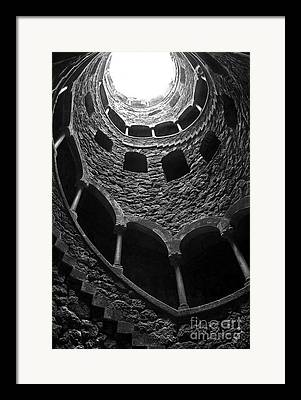 Stone Path Framed Prints