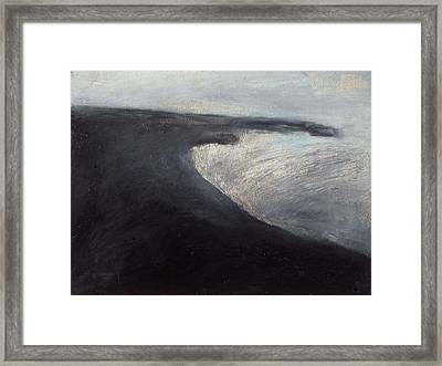 Inlet Framed Print by Ruth Sharton